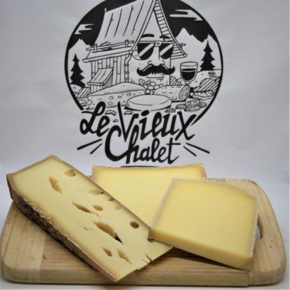Fondu 3 fromages pour 2 pers rapé sous vide (env 460g)