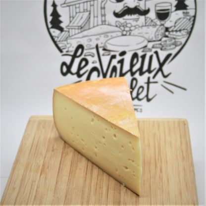 Morceau de raclette de Savoie IGP 2 personnes (env 500g)