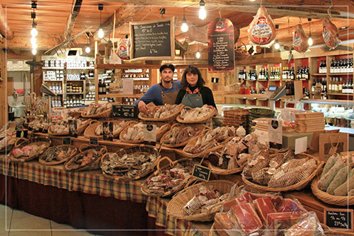 boutique Le Vieux Chalet